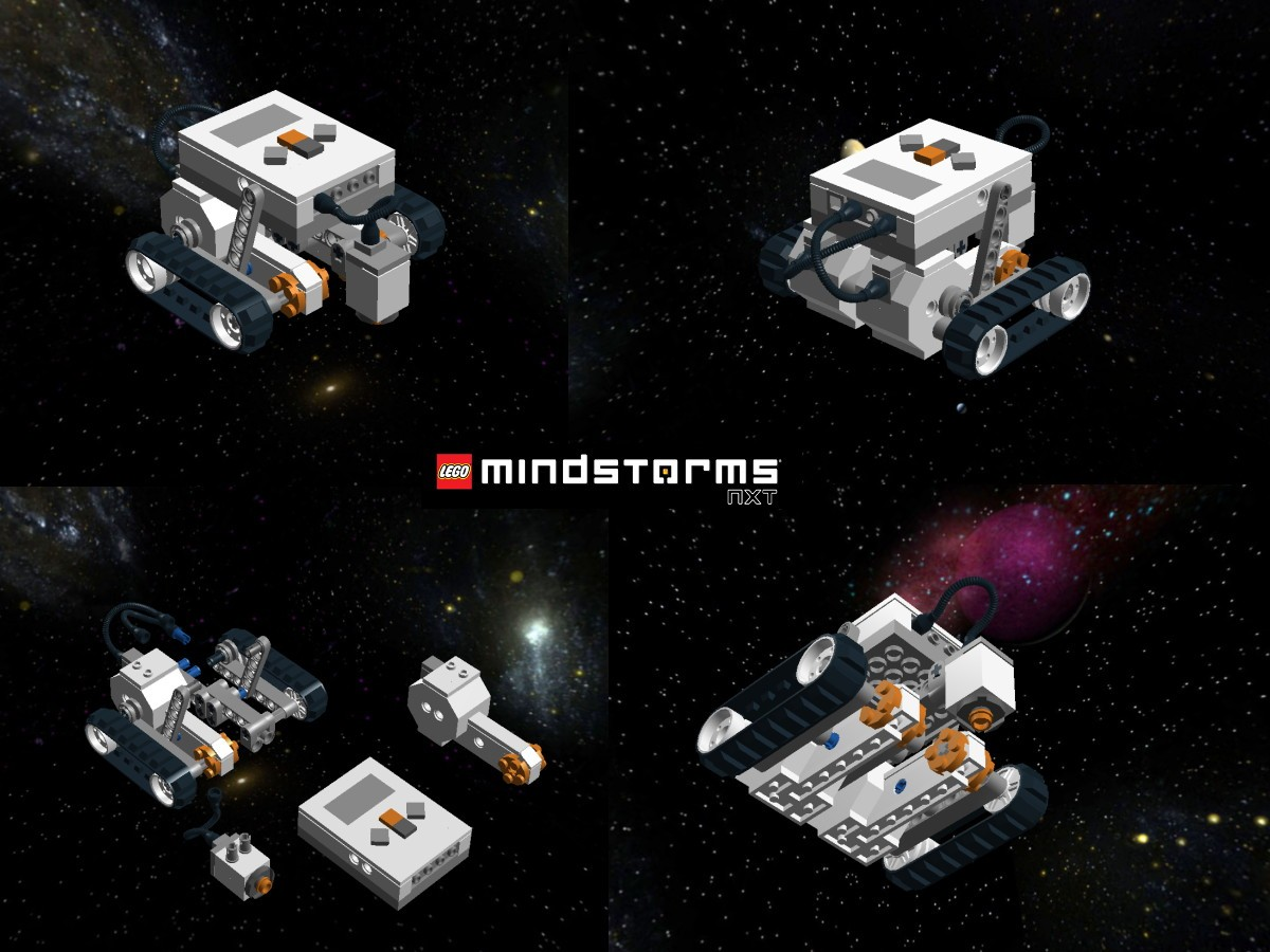 Microscale Mindstroms NXT